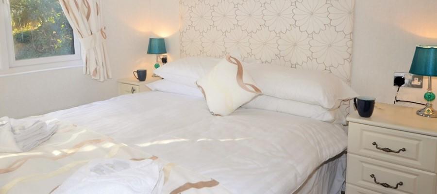 Elm Lodge Double Bedroom