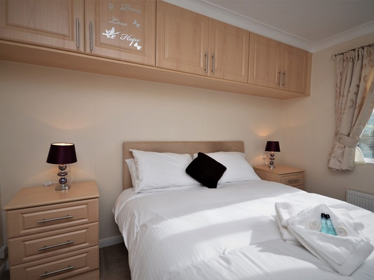 Rose Lodge double room